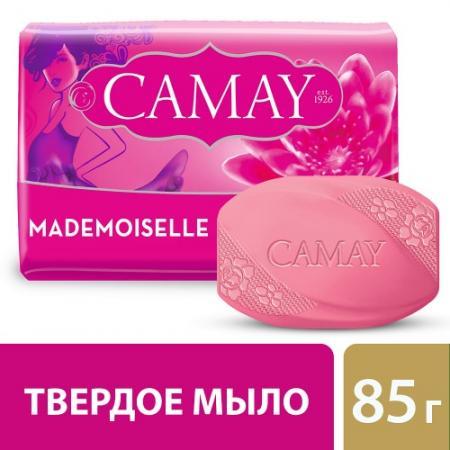 Мыло твердое CAMAY Мадмуазель 80 гр 67048264