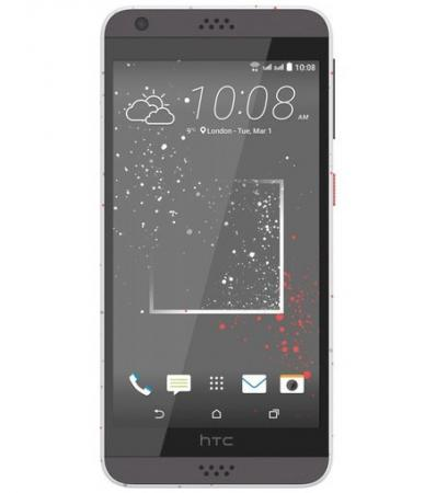 Смартфон HTC Desire 630 Dual белый 5 16 Гб Wi-Fi GPS 3G 99HAJM008-00 1000pcs 5mm infrared receiver diode ir led 940nm