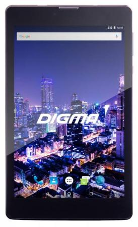 "Планшет Digma CITI 7507 4G 7"" 32Gb черный Wi-Fi 3G Bluetooth LTE Android L707DS CS7113PL 421704 планшет digma citi 1508 4g 10 1"