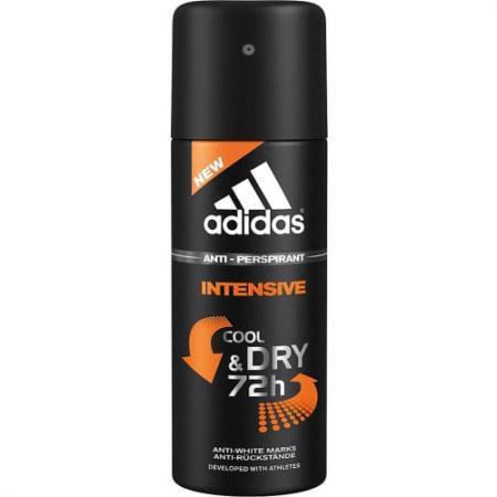 Дезодорант-антиперспирант ADIDAS Intensive 150 мл 31371004000 adidas pure game дезодорант 150 мл