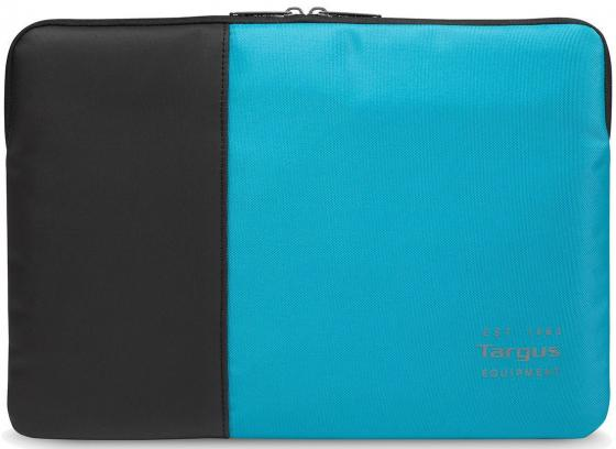 "Чехол для ноутбука 13.3"" Targus TSS94602EU нейлон черный синий цена и фото"