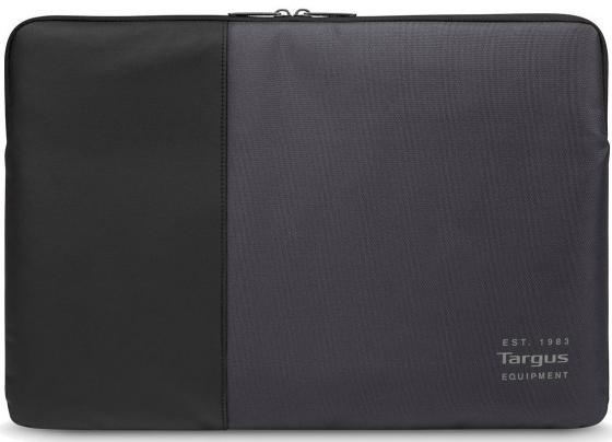 """Чехол для ноутбука 13.3"""" Targus TSS94604EU нейлон черный серый цена и фото"""