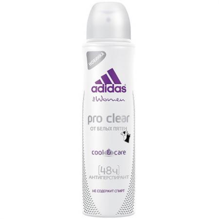 Дезодорант-антиперспирант ADIDAS ProClear 150 мл 31999151000 adidas pure game дезодорант 150 мл