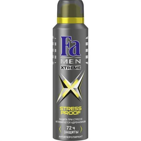 Дезодорант-антиперспирант Fa Xtreme Activated 150 мл дезодорант аэрозоль fa men xtreme invisible