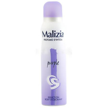 MALIZIA Дезодорант PARFUM DEOD PURPLE 150 мл дезодорант