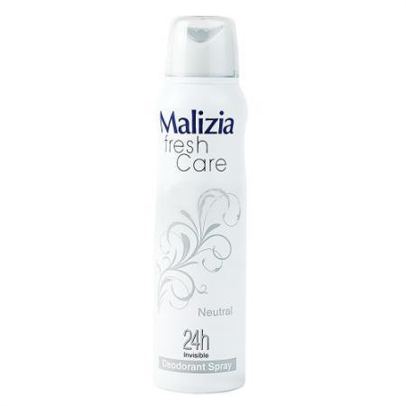 MALIZIA Fresh Care Дезодорант-антиперспирант женский Neutral 150мл шолль дезодорант антиперспирант fresh step для ног 150мл