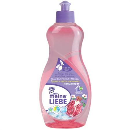 """Средство для мытья посуды Meine Liebe """"Гранат и цветы шиповника"""" 500мл цена и фото"""