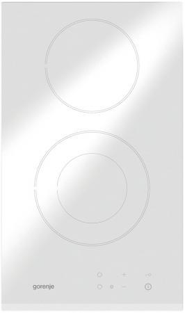 Варочная панель электрическая Gorenje ECT330CSCW белый варочная панель электрическая gorenje it635oraw белый