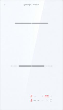 Варочная панель электрическая Gorenje ECT330ORAW белый