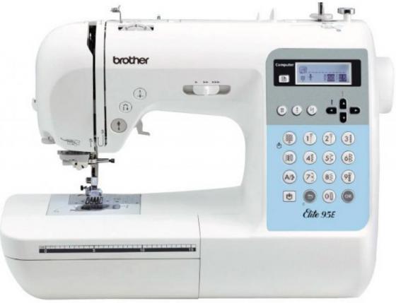 Швейная машина Brother Elite 95E белый все цены
