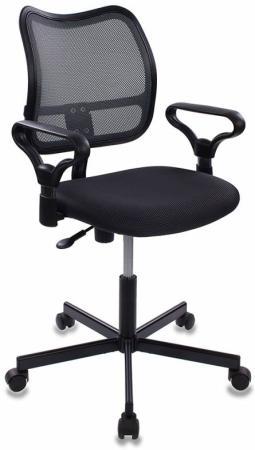 Кресло Бюрократ CH-799M/DG/TW-12 серый кресло оператора бюрократ ch 799m dg tw 12
