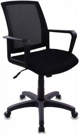Кресло Бюрократ CH-498/TW-11 черный цена и фото