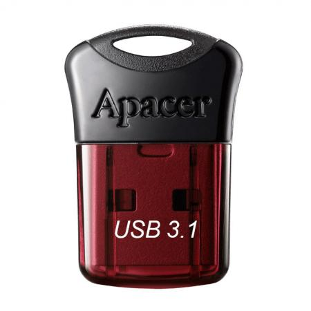 Флешка USB 8Gb Apacer Flash Drive AH157 AP8GAH157R-1 красный