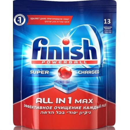 """для посудомоечной машины Finish """"All in 1 Max"""" 13шт 3018745"""