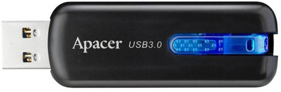 Флешка USB 16Gb Apacer Flash Drive AH354 AP16GAH354B-1 черный