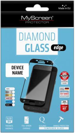 Защитное стекло Lamel 2,5D MyScreen LITE Glass edge White для iPhone 6/6S Plus MD2156TG FCOV WHITE