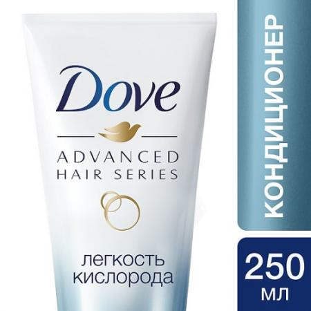 цена на Кондиционер Dove Advanced Hair Series. Легкость кислорода 250 мл 21188401