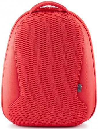 "Рюкзак для ноутбука 13"" Cozistyle ""Aria City Backpack Slim"" полиэстер красный CACBS011 цена и фото"