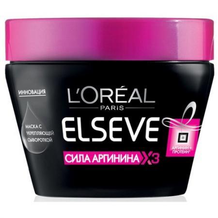 LOREAL ELSEVE Маска для волос Сила аргинина 300мл цена 2017