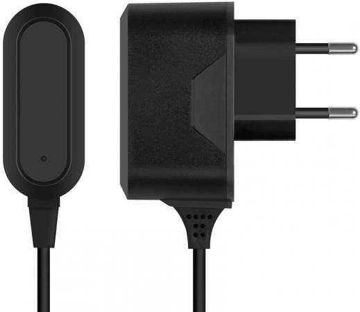 Сетевое зарядное устройство Deppa Prime Line 2.1A microUSB черный 2309 сетевое зарядное устройство prime line 2314 microusb 2 1a черный