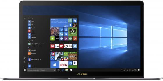 Ультрабук ASUS Zenbook 3 Deluxe UX490UA-BE078R 14 1920x1080 Intel Core i7-7500U 512 Gb 8Gb Intel HD Graphics 620 серый Windows 10 Professional 90NB0EI3-M07040