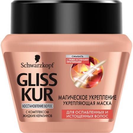 GLISS KUR Восстанавливающая маска Реновация волос 300мл маска для волос gliss kur gliss kur gl011lwwte31