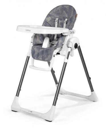Стульчик для кормления Peg-Perego Prima Pappa Zero-3 (denim) стульчики для кормления peg perego prima pappa zero 3