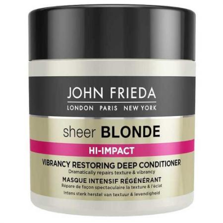 Sheer Blonde HI-IMPACT Маска для восстановления сильно поврежденных волос 150 мл sheer blonde hi impact восстанавливающий кондиционер для сильно поврежденных волос 250 мл