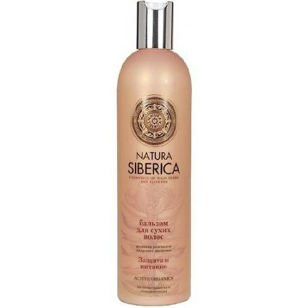 Бальзам NATURA SIBERICA Защита и питание 400 мл natura siberica спрей для волос живые витамины энергия и рост волос by alena akhmadullina 125мл