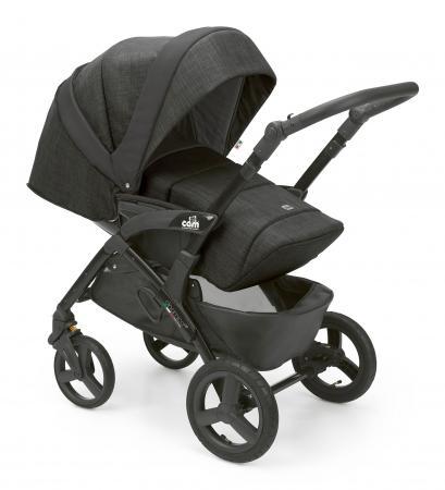 Коляска прогулочная Cam Dinamico Convert (626/графит) детская коляска cam dinamico elite 3 в 1