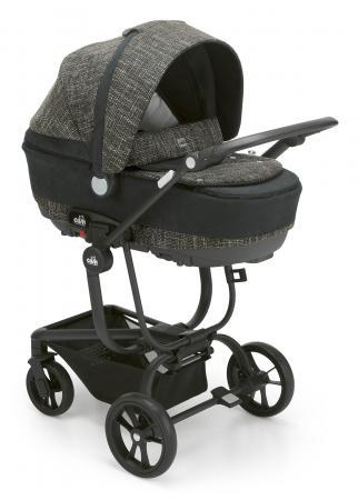 Коляска 3-в-1 Cam Comby Taski Fashion (656/т.серый-графит) cam коляска 3 в 1 dinamico elite up cam бежевый