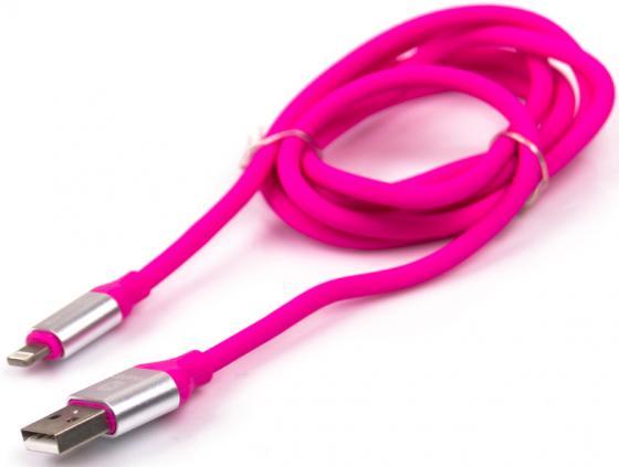Кабель Lightning 1м Harper SCH-530 круглый H00001623 розовый кабель lightning 1м pqi i cable круглый 6pcb 001r0013a