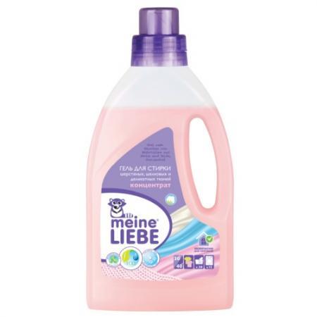 Гель для стирки Meine Liebe 800мл гель для стирки цветных тканей meine liebe концентрат 750 мл cменный блок ml 31118