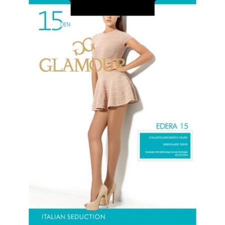 Glamour Колготки Edera 15 Nero, 3 ваза glamour 67х40х40