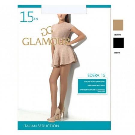 Glamour Колготки Edera 15 Miele, 5 ваза glamour 67х40х40