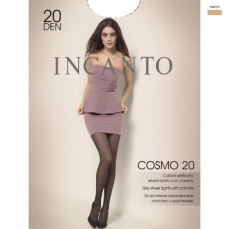 Колготки INCANTO Cosmo 3 20 den светло-коричневый