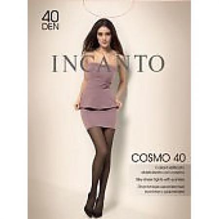 Колготки INCANTO Cosmo 3 40 den светло-коричневый