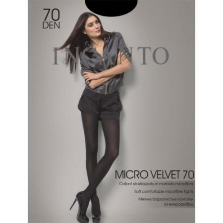 Incanto Колготки Micro Velvet 70 Nero, 4 incanto колготки cosmo 70 nero 4