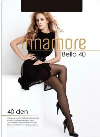 """Колготки INNAMORE """"Bella"""" 5 40 den черный"""