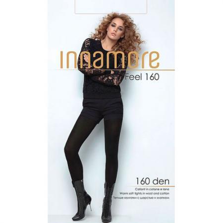 Innamore Колготки Feel 160 Nero, 5 цены онлайн