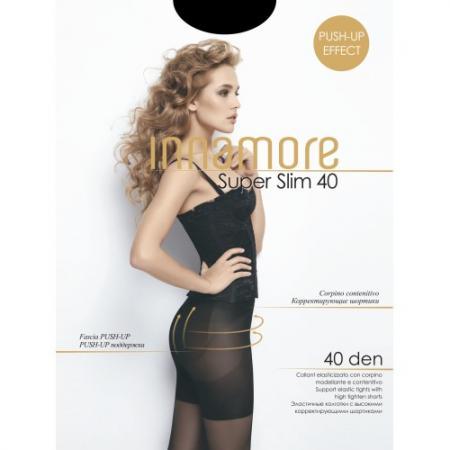 Innamore колготки Super Slim 40 /8 daino, 5 innamore трусы innamore icd33181 basic lace ванильный