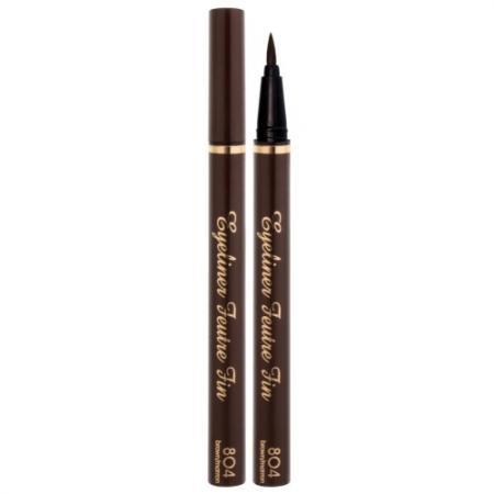 VS Подводка для глаз / Eyeliner / Liner Feutre Fin тон/shade 804 коричневый жидкая подводка для глаз vivienne sabo waterproof liquid eyeliner