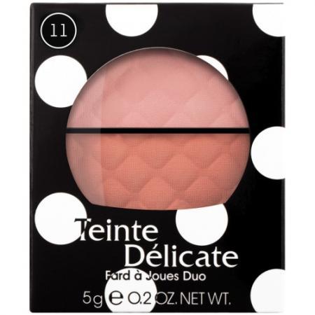 VS Румяна двойные / Blush Duo / Fard a Joues Duo Teinte Delicate тон/shade 11 delicate noctilucence hollow out geometric shape pendant necklace