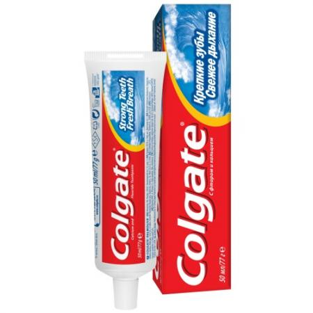 КОЛГЕЙТ Зубная паста Свежее дыхание 50мл