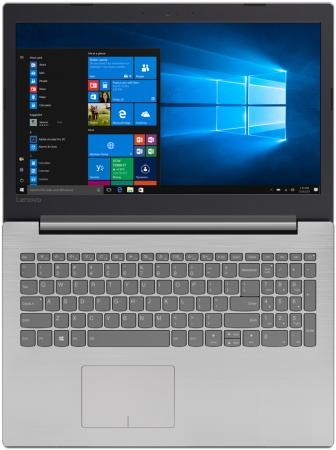 "Ноутбук Lenovo IdeaPad 320-15IAP 15.6"" 1366x768 Intel Celeron-N3350 500 Gb 4Gb Intel HD Graphics 500 серый DOS 80XR015NRK"