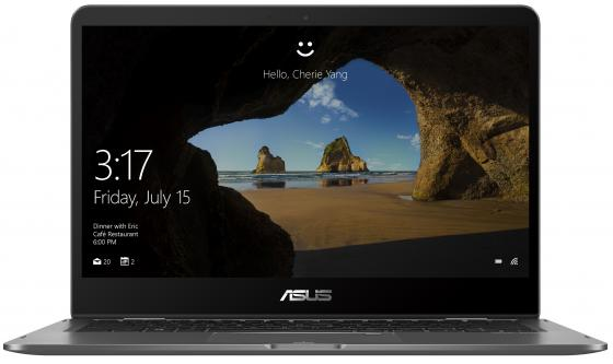 Ультрабук ASUS ZenBook Flip UX461UN-E1063T 14 1920x1080 Intel Core i7-8550U 512 Gb 8Gb nVidia GeForce MX150 2048 Мб серый Windows 10 Home 90NB0GD1-M01130 ультрабук asus zenbook ux310uq fc552t 13 3 1920x1080 intel core i5 7200u 500 gb 128 gb 8gb nvidia geforce gt 940mx 2048 мб серый черный windows 10 home