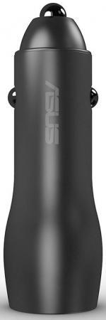 Автомобильное зарядное устройство ASUS ACHU001 2.1A USB USB-C черный 90AC02R0-BCH001