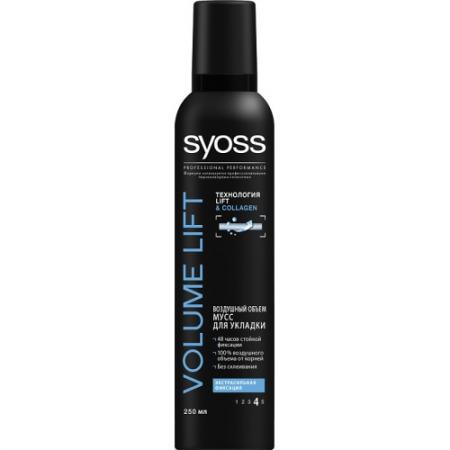 цена на Мусс для волос SYOSS Volume Lift 250 мл