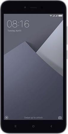 Смартфон Xiaomi Redmi Note 5A серый 5.5 16 Гб LTE Wi-Fi GPS 3G смартфон meizu m5 note серебристый 5 5 32 гб lte wi fi gps 3g