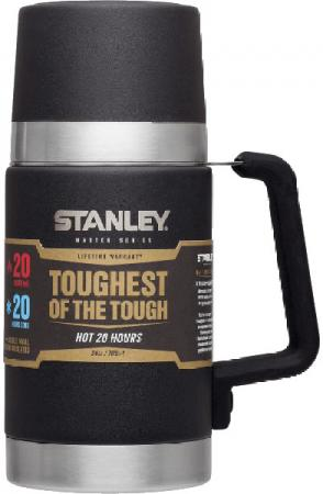 Термос Stanley Master 0.7л черный 10-02894-002